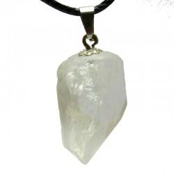Pendentif en quartz