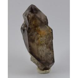 Quartz sceptre  fumé  - Namibie