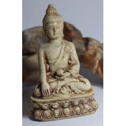 Statue bouddha bhumisparsha