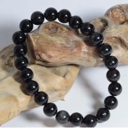 Bracelet obsidienne œil...